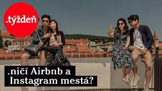 .týždeň na Pohode: Trendy v cestovaní (airbnb vs. cestovky)