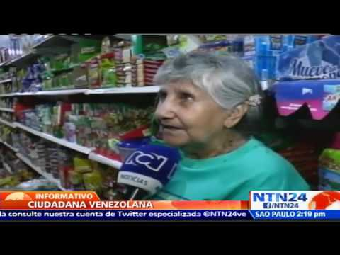 Venezolanos abarrotaron supermercados colombianos durante apertura provisional de la frontera