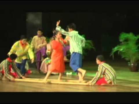 Tinikling - Philippine Folk Dance video