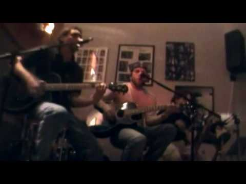Black Bandana - San Francisco Bay Blues (Acoustic) - Elvis Cafe 23.12.2009