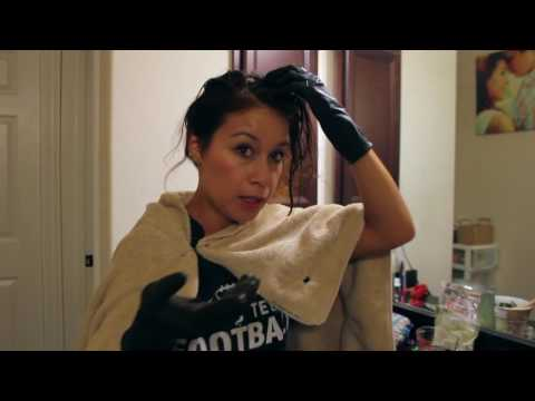 Morocco Method Henna Hair Dye - Tutorial + Review