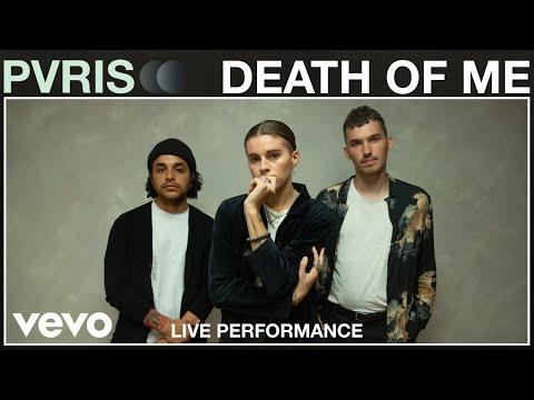 "PVRIS - ""Death of Me"" Live Performance | Vevo"