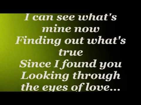 Through The Eyes Of Love Lyrics - Melissa Manchester