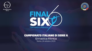 Torino -  Final Six 2020 - Ginnastica Ritmica