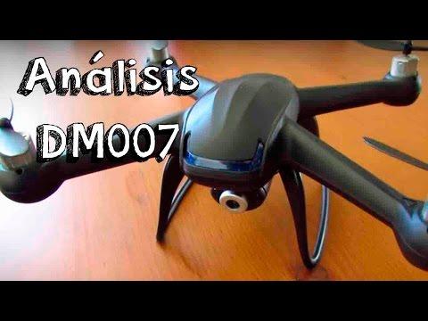 ANALISIS DRONES CON CAMARA