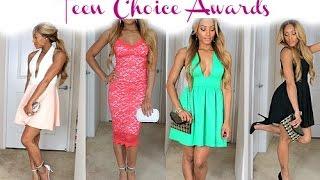Help Me Choose A Dress!!!!! -Teen Choice Awards 2014