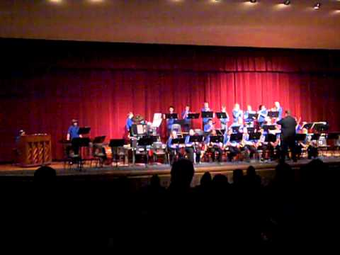 Lombardi Middle School Jazz Band 2009