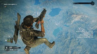 Just Cause 4: Quick Look