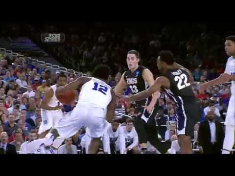 Matt Jones vs. Gonzaga