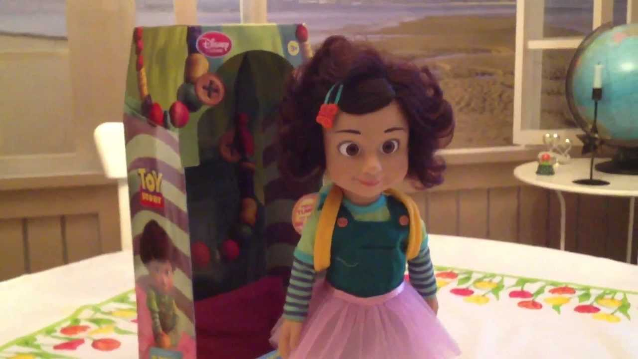 Bonnie Puppe Toy Story 3 Toons