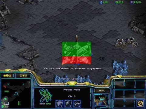 Starcraft White-Ra Армия землян и технологии протоссов [1/3]