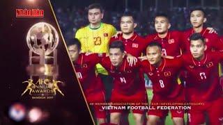 Tin Thể Thao 24h Hôm Nay (7h - 30/11): VFF Được Liên Đoàn Bóng Đá Châu Á Vinh Danh