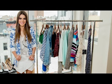 Spring Fashion Haul with Camila Coelho