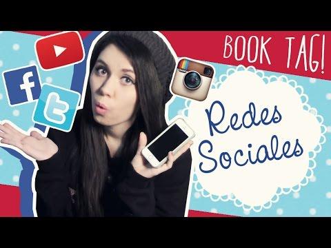 [BOOK TAG] ¡Redes Sociales!