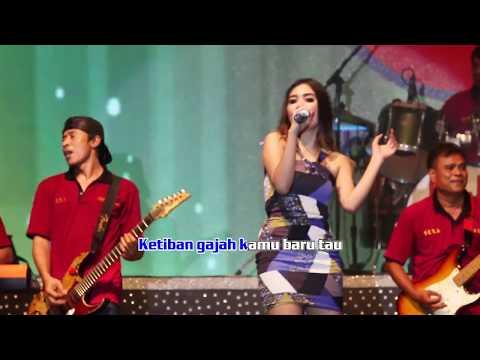 ADA GAJAH DI BALIK BATU - NELLA KHARISMA (OM. SERA) - Official Lyric Video