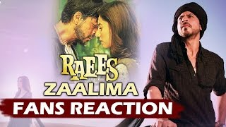 download lagu Zaalima Song - Fans Reaction To Shahrukh-mahira's Romance - gratis