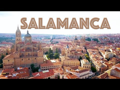 [SPAIN] 24 HOURS IN BEAUTIFUL SALAMANCA ❲V ᴸ ᴼ ᴳ 27❳
