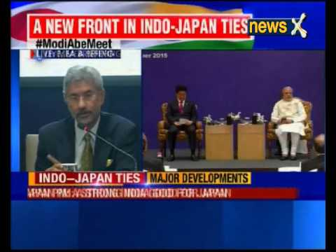 India, Japan ink MoU on peaceful use of n-energy