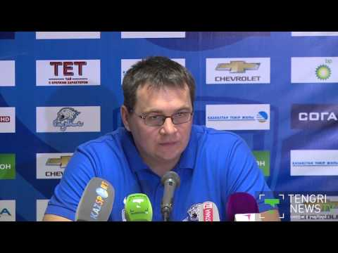 Новый тренер Барыса: Нужно быть готовым к отставке уже на второй день работы
