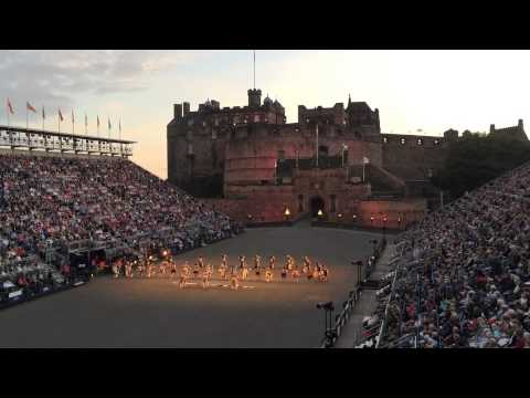 Edinburgh Tattoo - South Africa