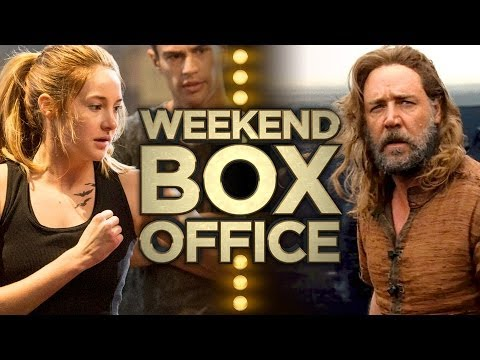 Weekend Box Office - Mar. 28 - 30, 2014 - Studio Earnings Report Hd video