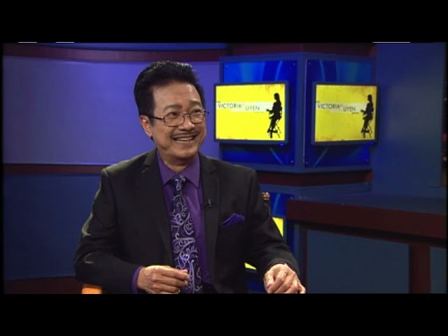 THE VICTORIA TỐ UYÊN SHOW: Phỏng vấn ca sĩ Trọng Nghĩa