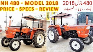 NH 480 Tractor Model 2018 Price, Specifications and Review