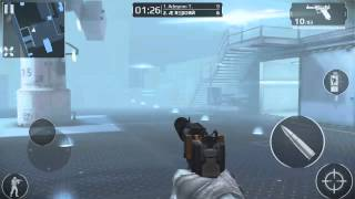 Download Modern Combat 5 | Knifing Only Gameplay by  Saad! 3Gp Mp4