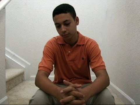 US Teen Beaten in Mideast Talks About Ordeal