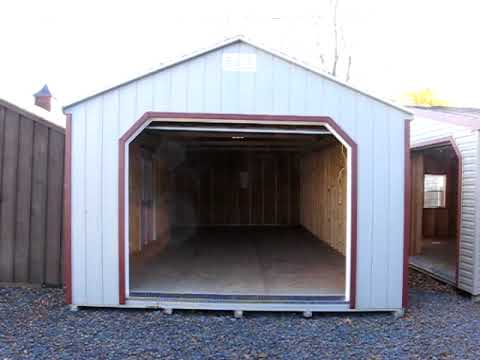 Maart 2015 best way to play - Prefab garage kits home depot ...