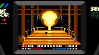 (Game Gear) Terminator 2 - The Arcade Game Final Stage
