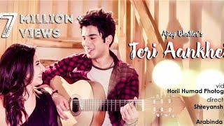 Teri Aankhein - Ajay Bhatter   Feat. Gul Saxena   Siddharth Sharmaa   Sanaya Pithawalla   2018