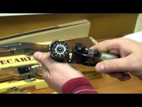 Edison ковбойский револьвер. 199 Револьвер Helena Edison
