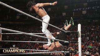 WWE Network: John Cena vs. Seth Rollins: Night of Champions 2015