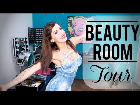 BEAUTY ROOM TOUR ❤