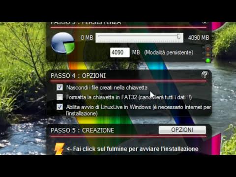 Come installare un Sistema Operativo (Linux) su Usb con LiveLinux  - Parte I