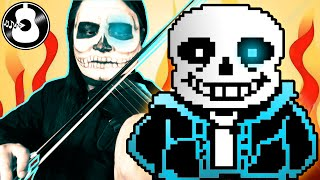 Undertale - Megalovania (Electric Violin & Electric Guitar Cover/Remix) || String Player Gamer