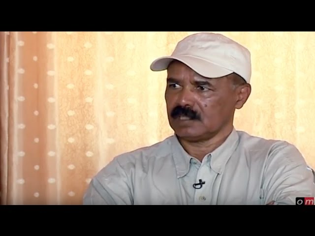 Oromia Media Network Exclusive Interview With Eritrea President Isaias Afwerki