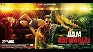 Raja Natwarlal |Letest Bollywood Fullmovie|Emraan Hasmi, Paresh Rawal |Hindi,Crime,Comedy480p
