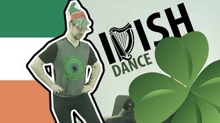Jacksepticeye Irish Dance (Cringemas 2016) | Jacksepticeye's Holiday Special