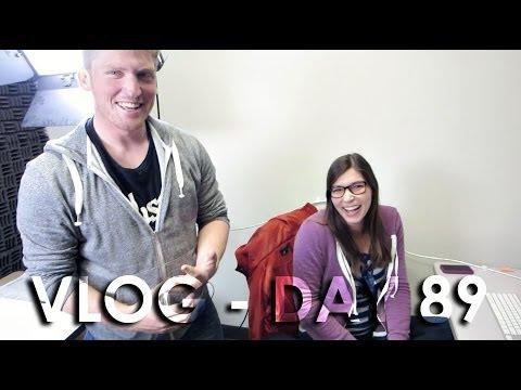 Stuart Edge Hits On My Wife! (day - 89) video