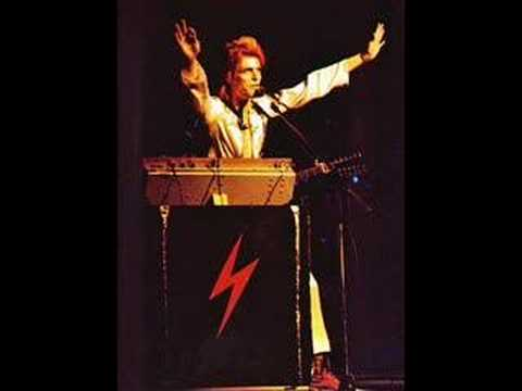 Moonage daydream (arnold corns version) David Bowie