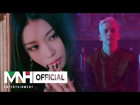 Download Lagu CHUNG HA 청하 X Guaynaa 'Demente (Spanish Ver.)' MV.mp3