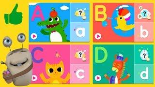 Learn English Alphabet with ABC phonics