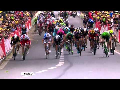 Summary - Stage 5 (Arras Communauté Urbaine / Amiens Métropole) - Tour de France 2015