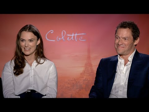 Keira Knightley and Dominic West talk