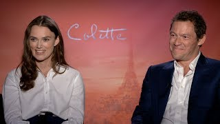 "Keira Knightley and Dominic West talk ""Colette,"" LGBTQ-inclusion in film and more!"