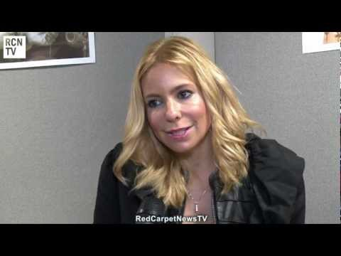 Olivia D'Abo Interview - Conan The Destroyer, Star Wars & Star Trek - Collectormania 2012