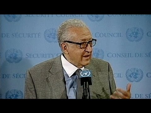 Lakhdar Brahimi:
