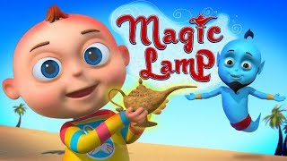 TooToo Boy - Magic Lamp  | Cartoon Animation Series For Children | Videogyan Kids Shows
